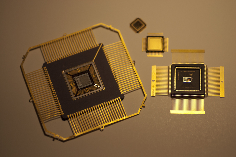 Microelectronic packages