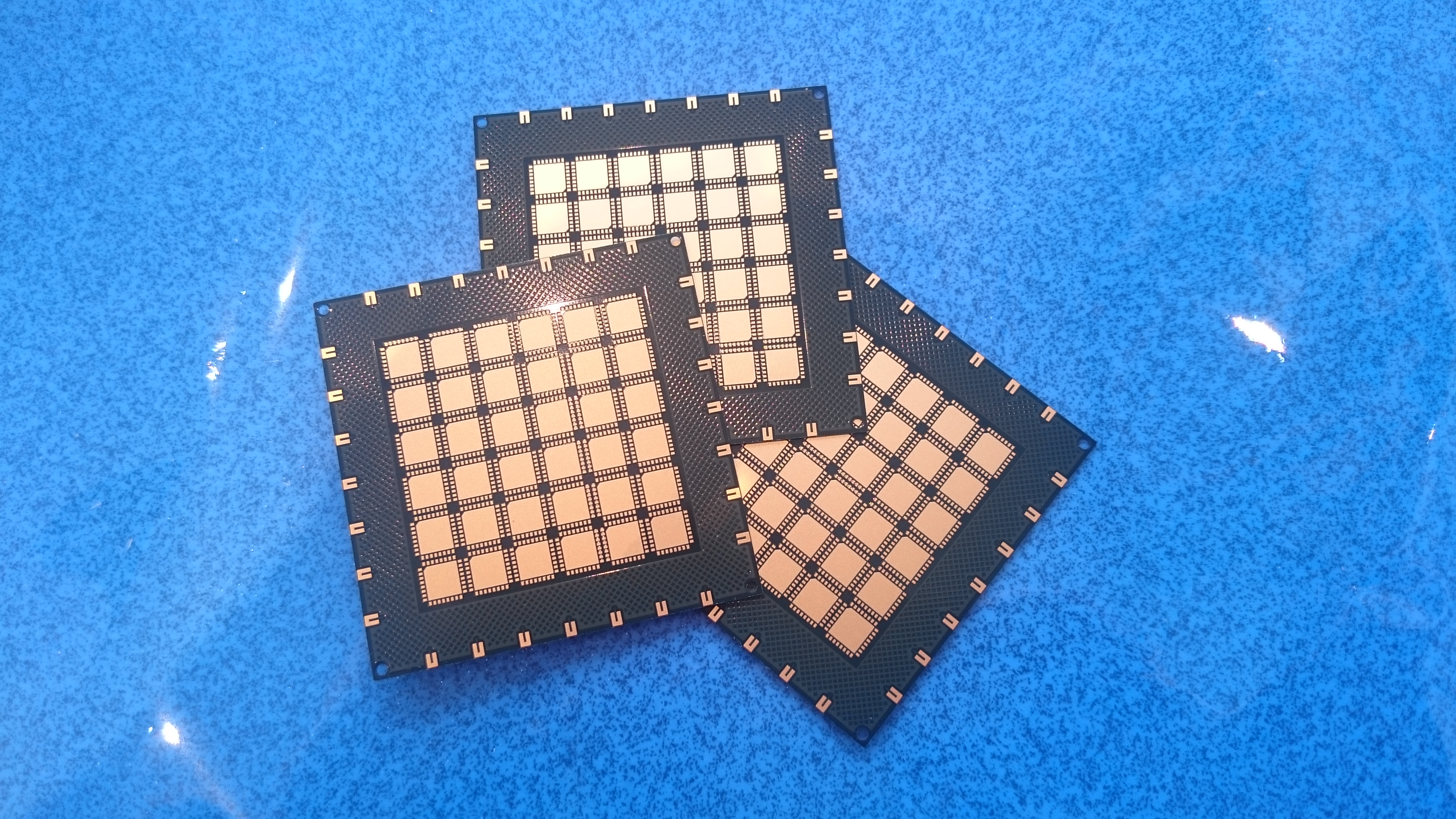 Substrates for microelectronics